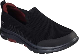 SKECHERS Go Walk 5, Men's Shoes, Black