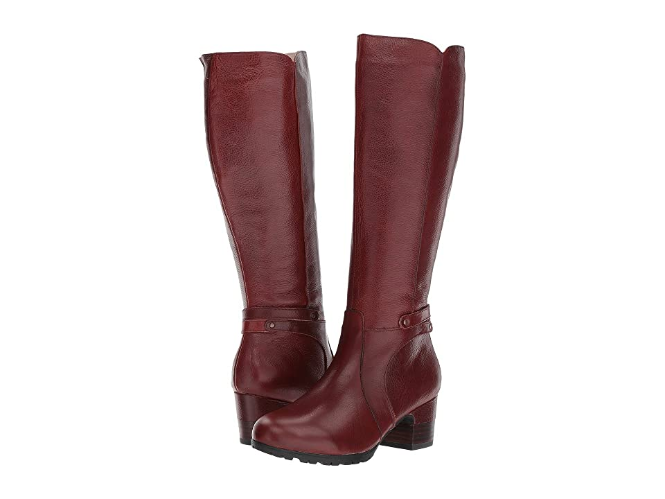 Jambu Chai (Whiskey Full Grain Tumbled Leather) Women