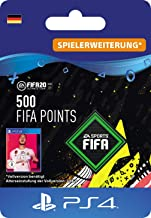 FIFA 20 Ultimate Team - 500 FIFA Points DLC - PS4 Download Code - deutsches Konto