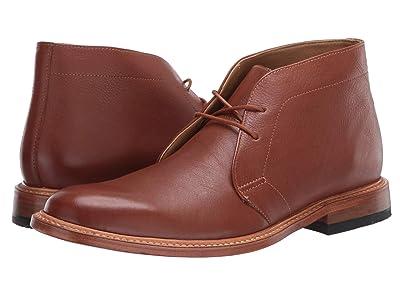 Bostonian No16 Soft Boot (Tan Leather) Men