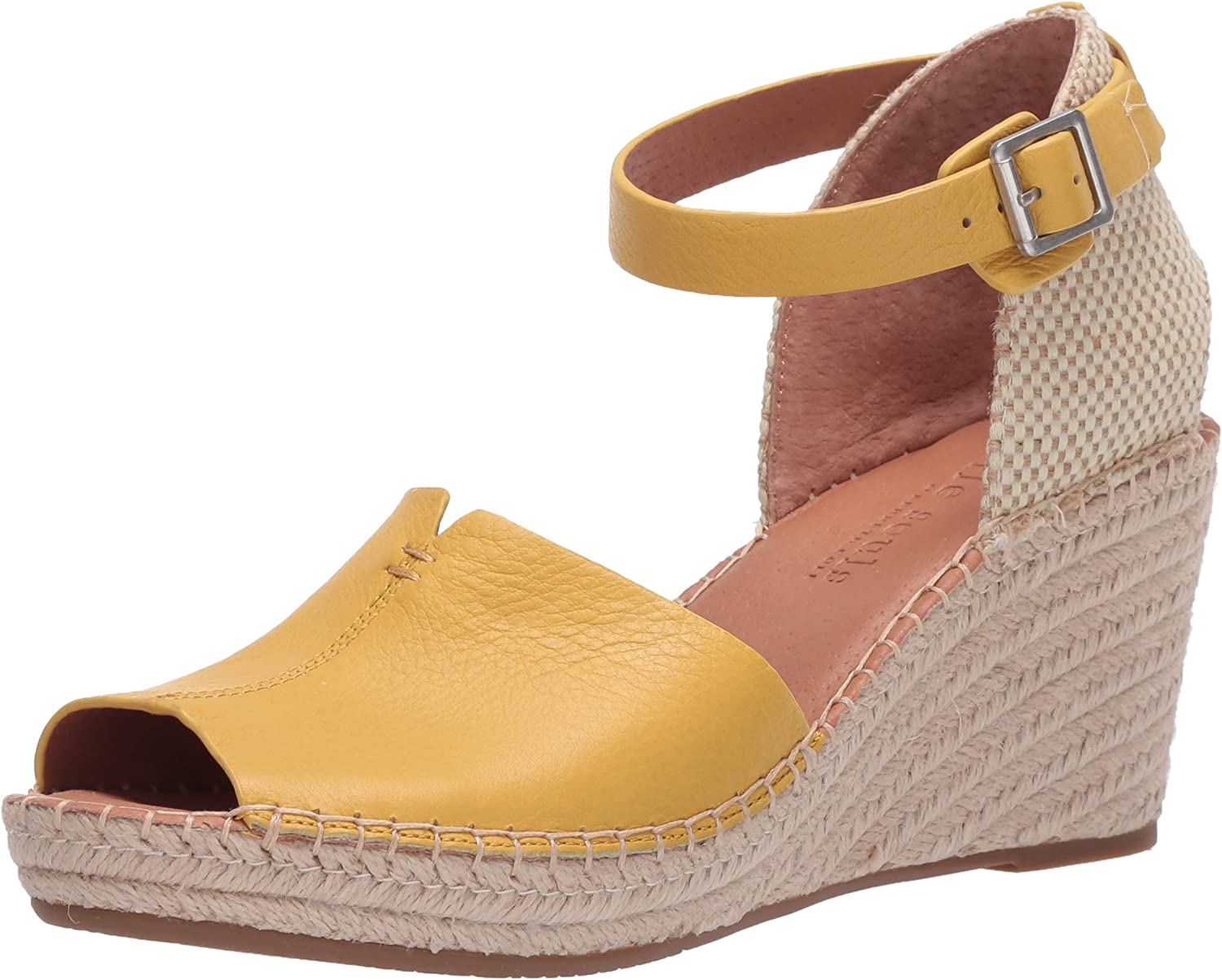 2021 spring and summer new Gentle Souls by Kenneth Cole Espadrille Wedge Charli Ranking TOP4 Women's San