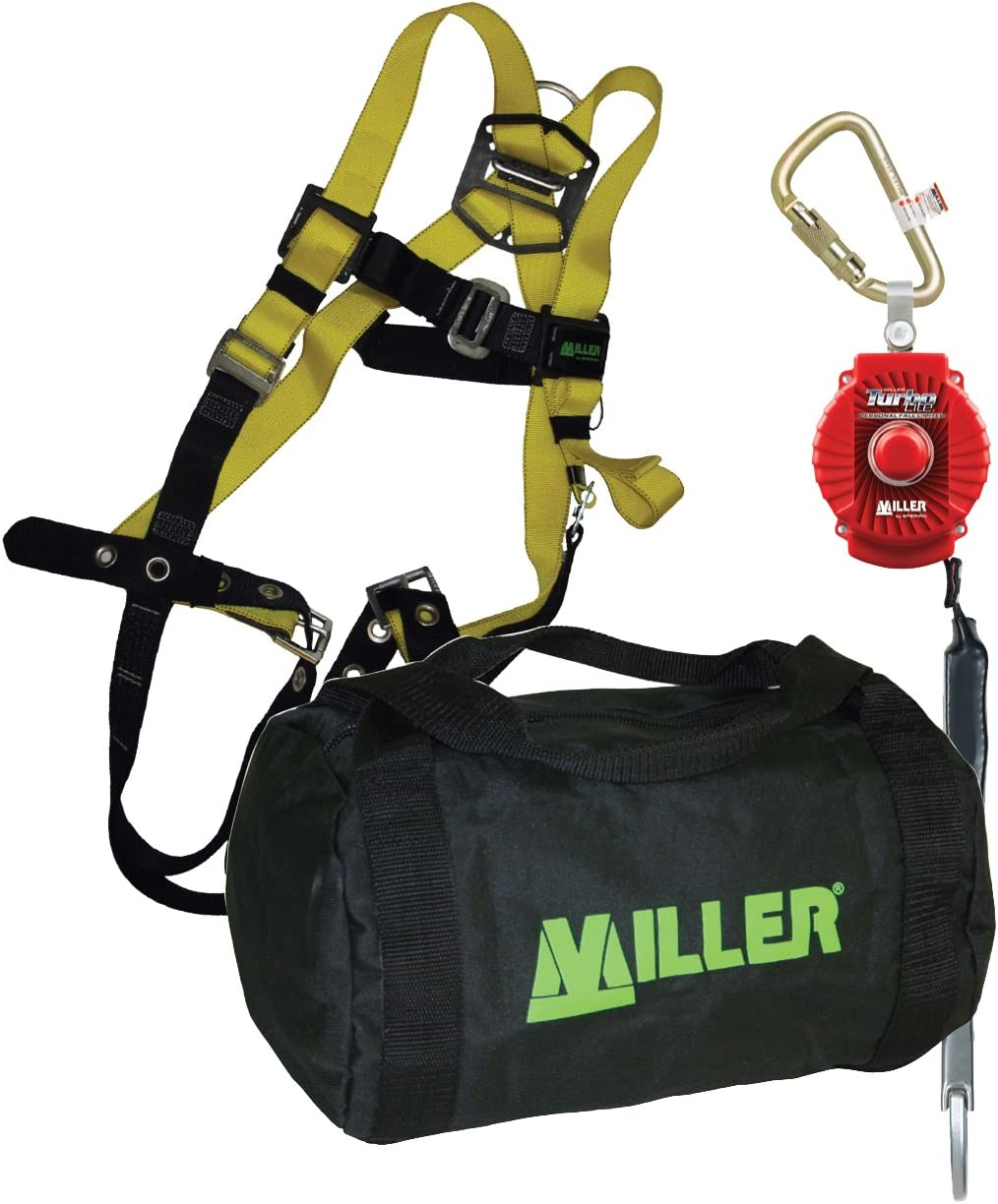 Miller by Honeywell MK650-4UMFL-1 Recommended Max 49% OFF Kit 6FT Protection Fall