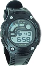 Young Teen Boy's New Tough Digital Sport Watch-Black