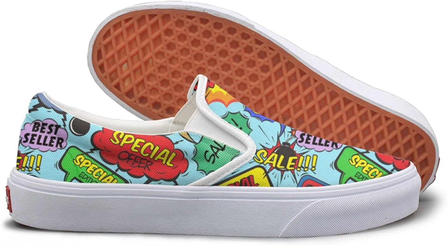 SEERTED Balloon Cartoon Comfortable Sneakers for Women Walking