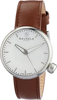 Bausele Men's Australian Designed - Comes with 2 easy interchangeable straps