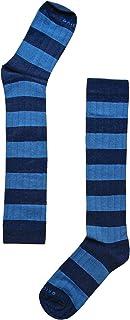 naive, RUG14L Calcetines altos, Azul (2 Azules 14), 36/41 (Tamaño del fabricante:M) para Mujer