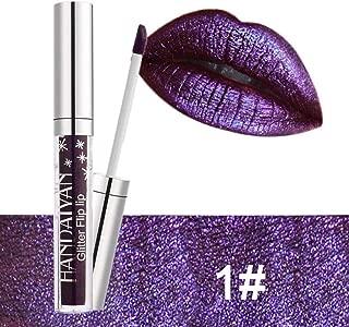XEDUO Fashion Waterproof Long Lasting Liquid Velvet Matte Lipstick Makeup Lip Gloss Lip for Women (01#)
