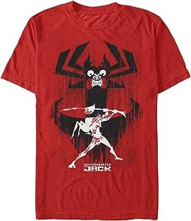 Samurai Jack Men's - Samurai Jack Aku Silhouette T-Shirt