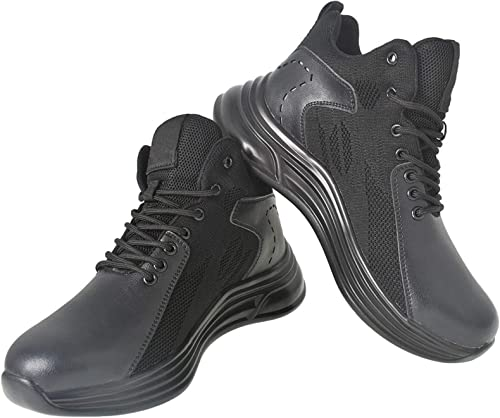 high quality findmall Mens Steel Toe Shoes wholesale Anti Slip Safety Work 2021 Shoes Indestructible Sneakers online