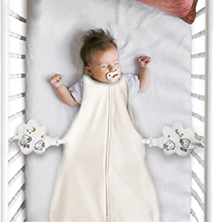 Nurturally Baby Anti Roll Support - Safe Breathable Fabric for Babies Age 3 to 6 Months Old, Designed in USA