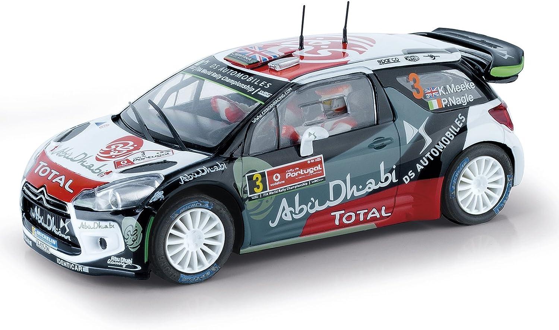 Citroen DS3 WRC Abu Dhabi Rally Portugal 2015  3 Kris Meeke