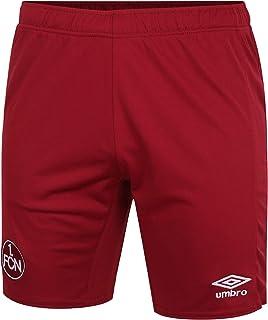Umbro 1. FC Nürnberg Short Away 2020/2021 Rot