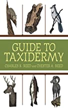 taxidermy books for beginners