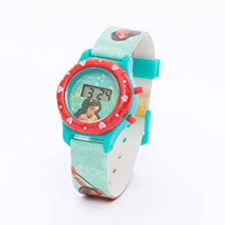 Disney Elena Girls Digital Dial Wristwatch - TC 2203 Elena