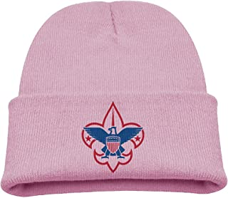 Unisex Beanie Hat Slouchy Beanie Winter ボーイスカウト Boy Scouts Woolen Cap KnittedToboggans KnitCap