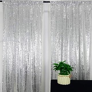Suchergebnis Auf Für Pailletten Silber Fensterdekoration Wohnaccessoires Deko Küche Haushalt Wohnen