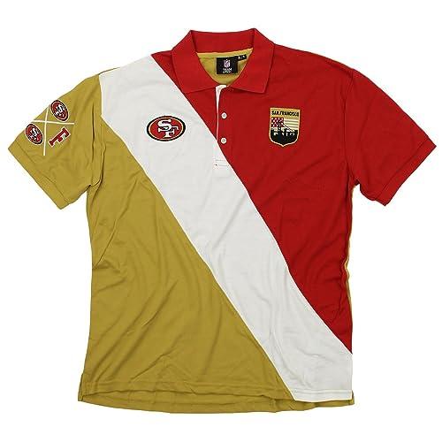 cedf025b Mens 49ers Polo: Amazon.com