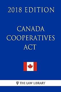 canada cooperatives act