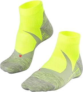 FALKE Men's RU4 Cool Short Running Socks Breathable Quick Dry Black White More Colours Ankle Length Thin Lightweight Padde...