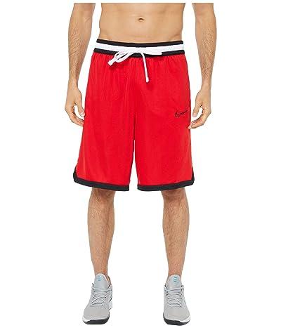 Nike Dry Elite Shorts Stripe (University Red/Black/Black) Men