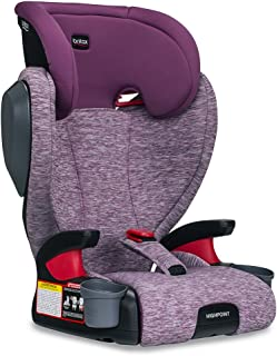 Britax Highpoint Belt-Positioning Booster Seat, Mulberry [Discontinued]