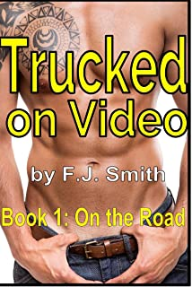 Trucked on Video Book 1: On the Road (Gay BDSM Trucker Erotica) (English Edition)