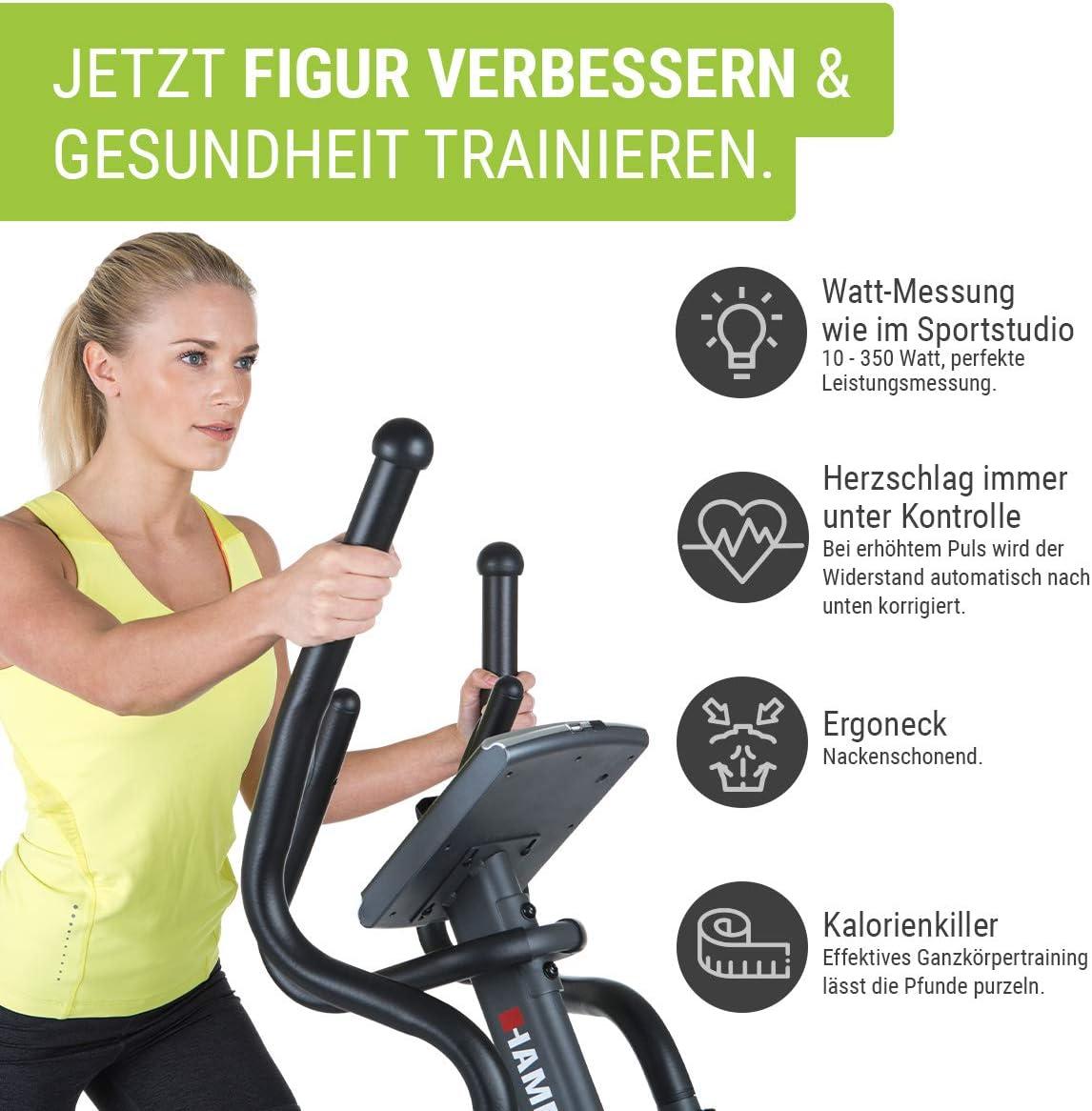 Hammer Speed-Motion Ellipsentrainer Gesundheit verbessern