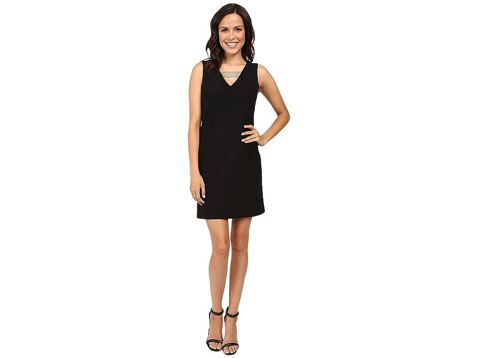 rsvp El Paso Sheath Dress (Black) Women