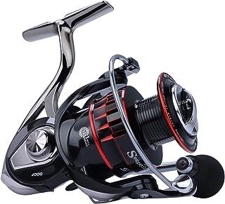 Sougayilang Fishing Reel 13+1BB Freshwater Spinning Reel Ultra Lightweight Smooth Powerful Fishing Reels with Graphite Fra...