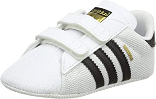 Superstar Crib, Zapatillas Unisex bebé