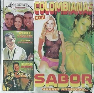 Colombianas Con Sabor