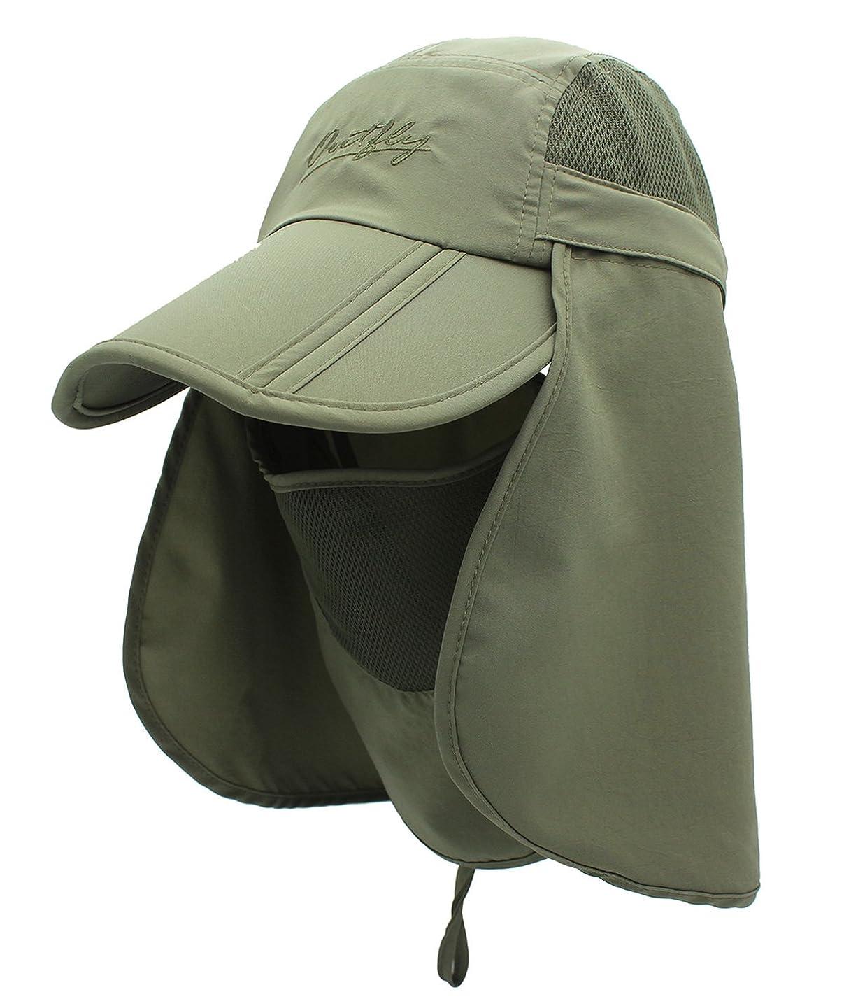 漏れ引き渡す不要OUTFLY HAT メンズ