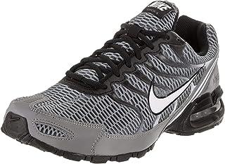 NIKE Men's Air Max Torch 4 Running Shoe Cool Grey/White/Black/Pure Platinum Size 15 M US