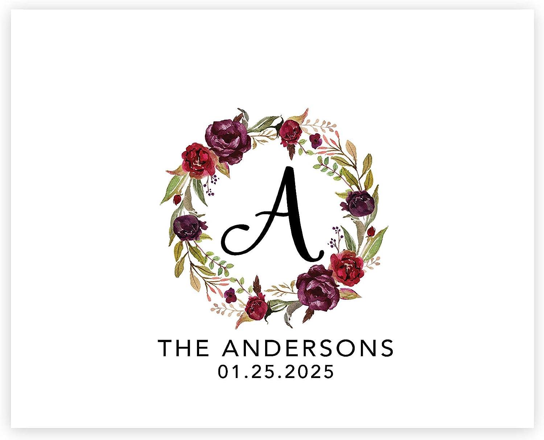 Andaz Press Ranking TOP16 Custom Large Wedding Alternative Canvas Columbus Mall Guestbook 1