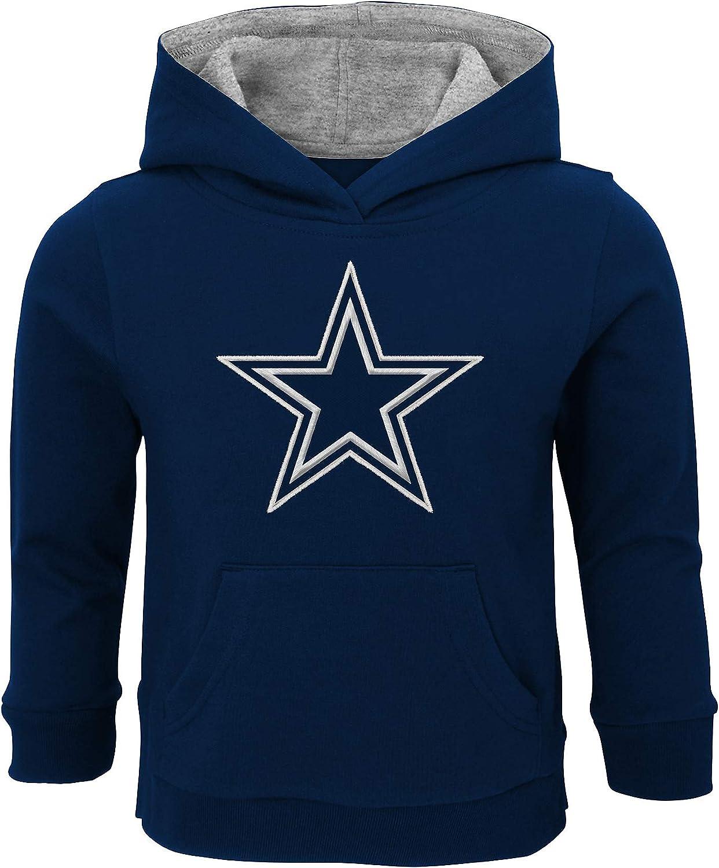 Dallas Cowboys Boys Prime Toddler Fleece Pullover Hoodie