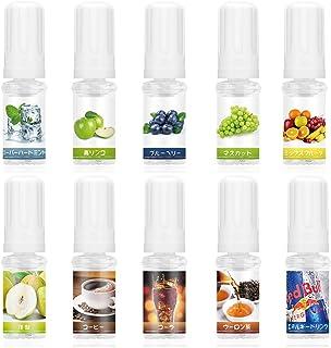 電子タバコ リキッド NICOCO VAPE Liquid 人気の味10種類×10ml 大容量100ML