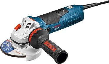 Bosch GWS 15-125 CI Meuleuse d'angle professionnelle avec poignée supplémentaire Vibration Control
