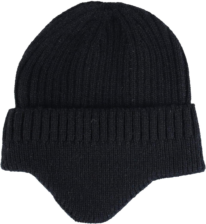 JITTY Beanie Hats for Men Women Knit Skull Cap Helmet Liner with Ear Covers