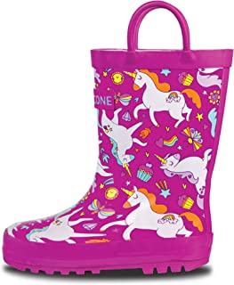 childrens place rain boots