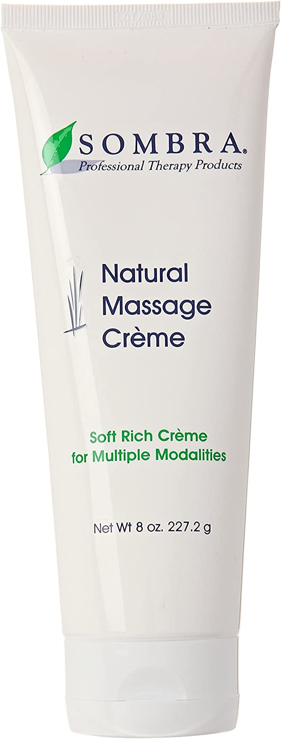 Max 54% OFF Sombra Natural Dedication Massage Creme 8-Ounce