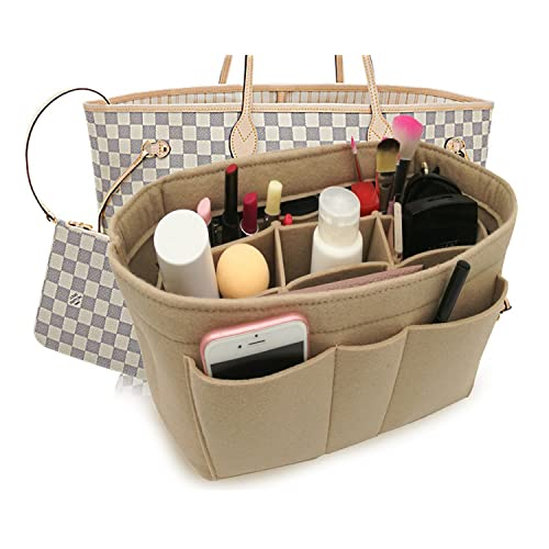 6244384725 Felt Insert Bag Organizer Bag In Bag For Handbag Purse Organizer Fits  Speedy Neverfull