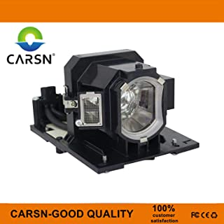 DT01931 Replacement Projector Lamp for HITACHI CP-X5550 CP-X5555 CP-WX5500 CP-WX5505 CP-WU5500 CP-WU5505, Lamp with Housin...