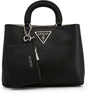 GUESS Womens Aretha Girlfriend Satchel Bag