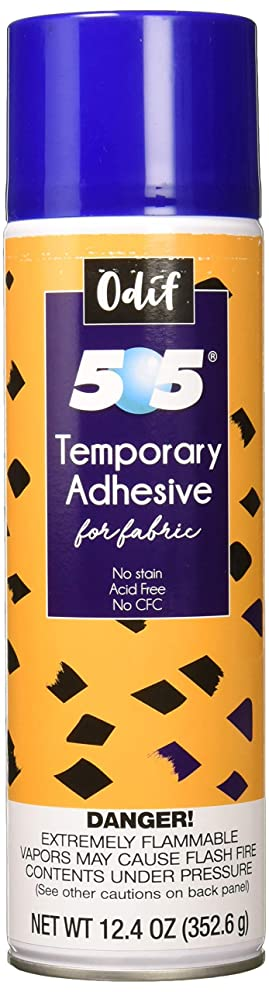 Odif 505 Spray&Fix Adh Temp Repo Fabric 12.4oz