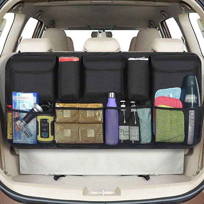 8819 opinioni per URAQT Organizer Auto, Protezione Sedile Auto Bambini Impermeabile, con