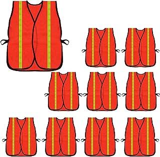 Best neon orange vest Reviews