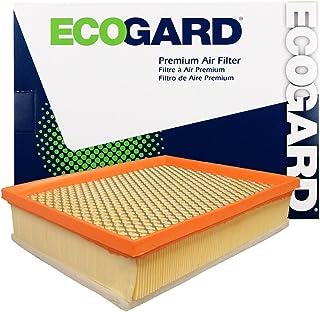 ECOGARD XA6272 Premium Engine Air Filter Fits Ford Fusion 2.5L 2013-2020, Edge 2.0L 2015-2020, Fusion 1.5L 2014-2020, Fusi...