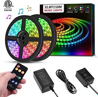 Best Led Light Strips That Change Colors To Music Of 2019