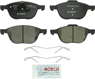 Bosch BC1044 QuietCast Premium Ceramic Disc Brake Pad Set For: Ford C-Max, Escape, EcoSport, Focus; Mazda 3, 3 Sport, 5; V...