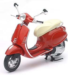 New-Ray 57553A 1:12 Vespa Spring, Assorted Colors